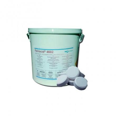 Ferrocid 4602 en pastillas