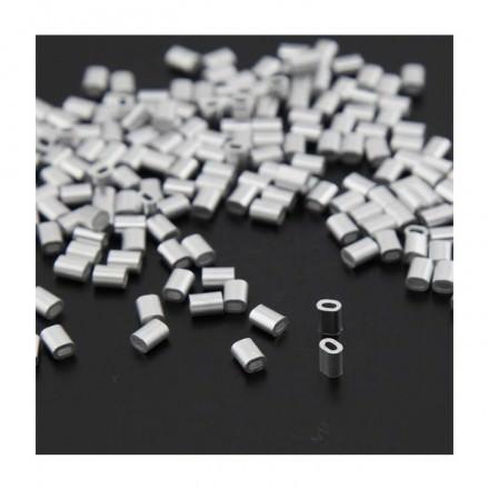 Crimps de aluminio 2.5mm