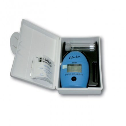 Kit Digital medición cloro (CHECKER HI711)
