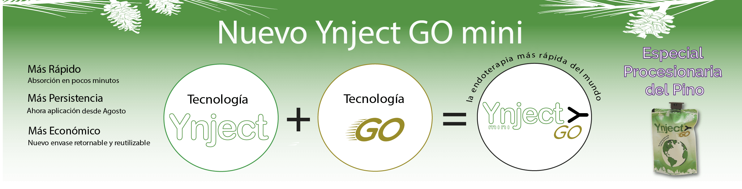 Ynject go mini