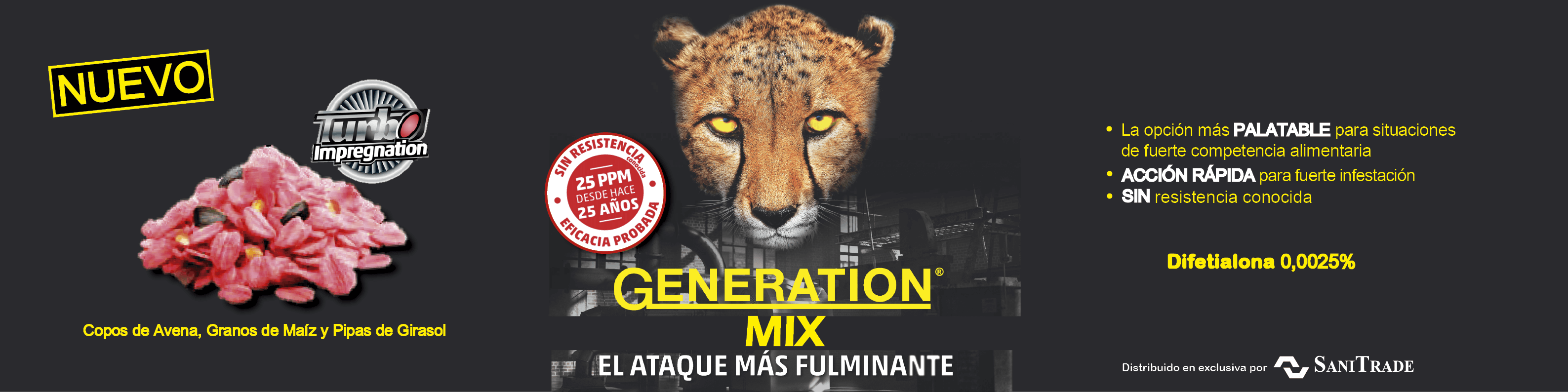 GENERATION MIX EN 10Kg